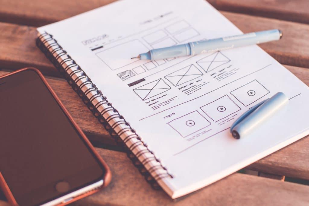 Création site responsive design