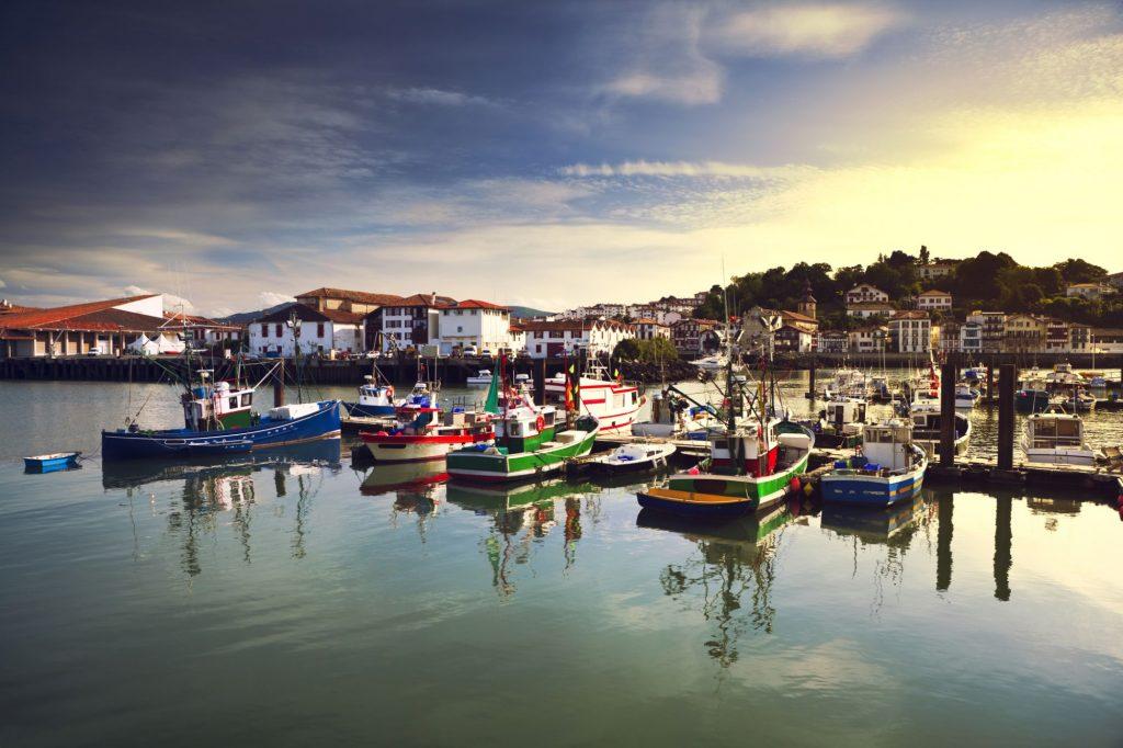 Création site internet Pays Basque
