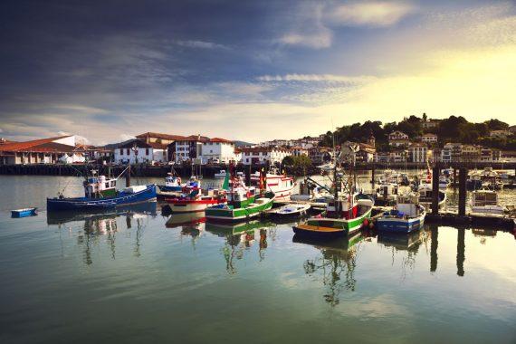 Pays-Basque - Port - Agence Web au Pays Basque
