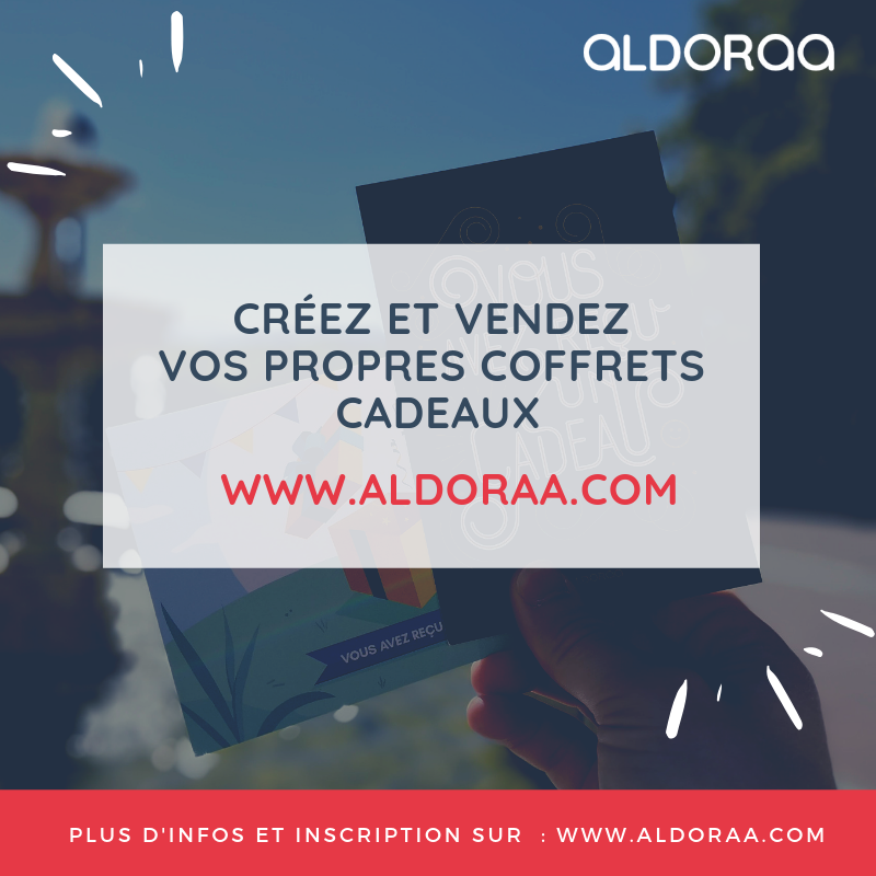 Coffret cadeau Aldoraa