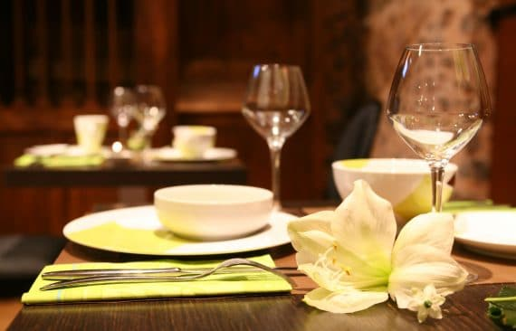 Photo du restaurant le Parvis à Chartres