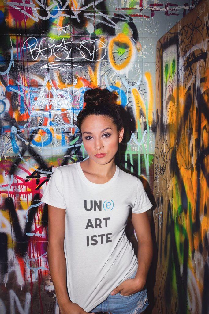 e-commerce t-shirt femme