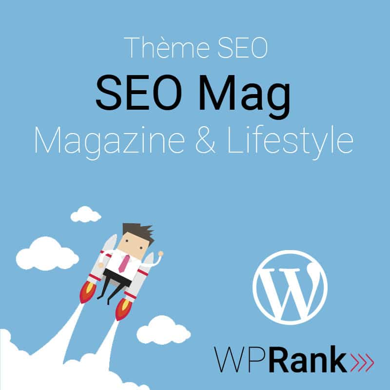 Theme WordPress SEO Mag